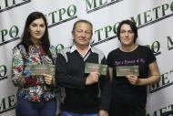 Надежда Стрельникова, Ахат Исмагулов, Елена Новикова