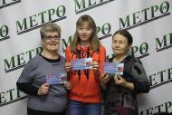 Галина Борисовна Бударина, Дарья Олеговна Чекенева, Альмира Бикьяновна Ким