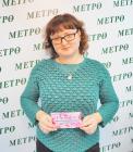 Нина Подрядова - победитель конкурса репостов Вконтакте